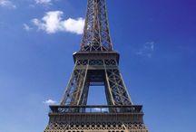 Paris. / by Shauna Haynes