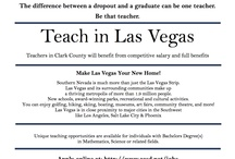 Job Opportunities / by UNLV College of Education