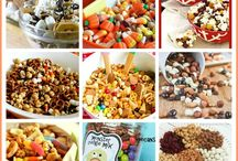 Mixing up the trails / Trail mixes and other yummy munchies  / by Jody Lukacs Pyne