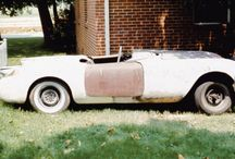 Topics-Corvettes-Barn-Finds / by Brian Lovett