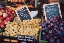 markets / by Margaret Lastname