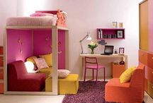 Kid's Room / by Toni Driver-Shoemaker