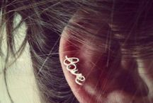 Cartilage Piercing {HaveIt!} / by Amanda Leigh