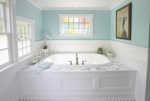 Home - Bathrooms / by Laura F