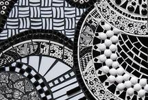 Color ~ Black & White / by Susan Bambino