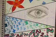 Sketch book IdEaS / by Jessica Lynn