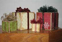crafts-Christmas Primitive  / by Debbie Doyle