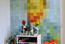 Home indoors / by Alicia de la Hunt