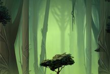 Environments / by Robert Henry