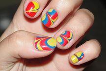 love those nails / by Lori Rich