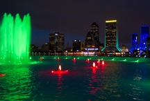Downtown Jax / So many things to do! The urban core of Jacksonville is filled with historic buildings, cool restaurants, unique bars and really great people. Take a look... / by Visit Jacksonville