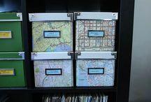 Map Lovin / by Jennifer Lynn