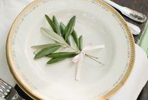 Table Settings / by Yasmin Ghezawi Abu-Lughod