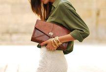 Fashion Favorites / by Krissy Martz