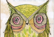 Owls / by Kerry Wesley