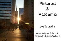Pinning for Libraries / by Murray State Libraries