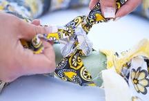 Crafts : Fabric + Yarn / by Amanda Keefer Dunn