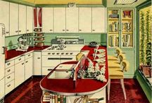 Evolution of the Kitchen -Stoves, etc. / by Douglas Berry