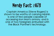 Captain America / by Chierstin Rasmussen