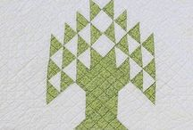 Tree Quilts / by Leslie M