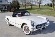 1953 corvette / by Paully B.