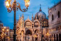 VENICE ITALY TRAVEL / by Estella Gonzales