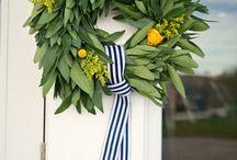 Wreaths / by Linda Doane