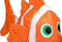 Toys & Games - Piñatas / by Elina Barkie