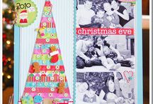 Scrapbooking - Christmas / Christmas scrapbook ideas. / by Spotted Canary