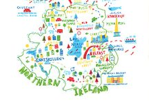 Ireland/Scotland/England Trip / by Kimberly DeVries