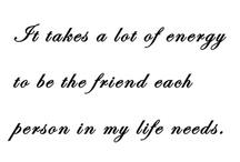 friends... / -you've got a friend- / by {daphne} flip flops pearls & wine