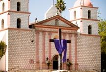 Santa Barbara Mission  / by Jennie Liebermann