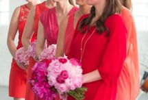 Bridesmaid dresses / Dress ideas for bridesmaids  / by Susan Brown