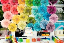 Birthday party ideas / by Lisa Bowers