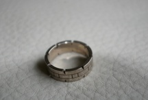 Men's Wedding Bands / by I Do Now I Don't