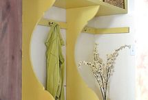 Entryway/Mudroom / by Allie Phillips