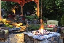 Patio Ideas / by Ron Featherston