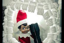 Elf on the Shelf / by Melissa Tapper