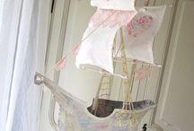sealing wax & other fancy stuff / papier mache. especially home made fancy sail boats.  / by Johanna Hatlestad