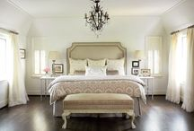 Bedrooms / by Allyson Kurth