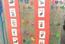 Kindergarten / by Felicity Lewis