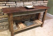 Reclaimed Wood Projects / by Sarah Conant