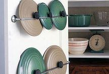 Kitchen Ideas / by Holly Callahan-Buckner
