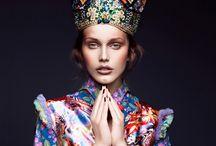 Studio Fashion Photography / by Ahmed Qahal