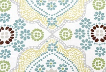 Textiles / Fabric, wallpaper, color, pattern, leather, wool, felt / by Jennifer Tippett Photography