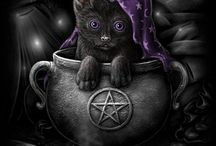 Witchy / by Terra Serrano