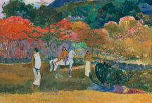 Past Exhibit: Gauguin & Polynesia / by Seattle Art Museum