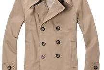 Men Jacket / Coats / by eFox City