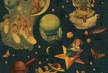 Inspiration: Zodiac, Astrology, Mythology / by Lulu Parkinson