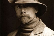 ART | edward s. curtis / by Joanne D'Amico